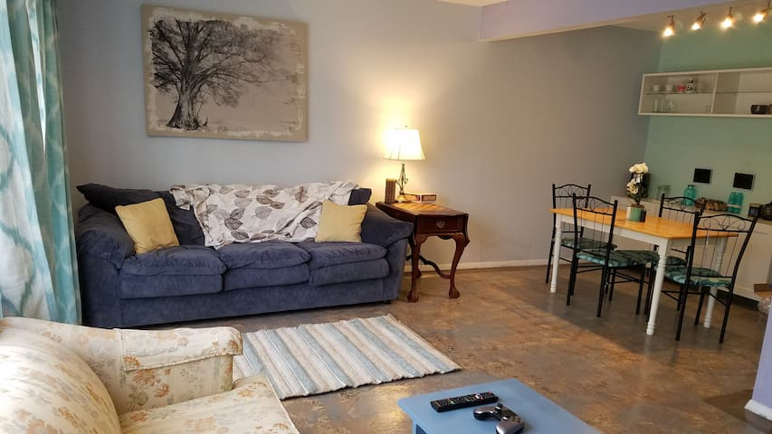 Spacious condo near UNC - Chapel Hill - Apartmen