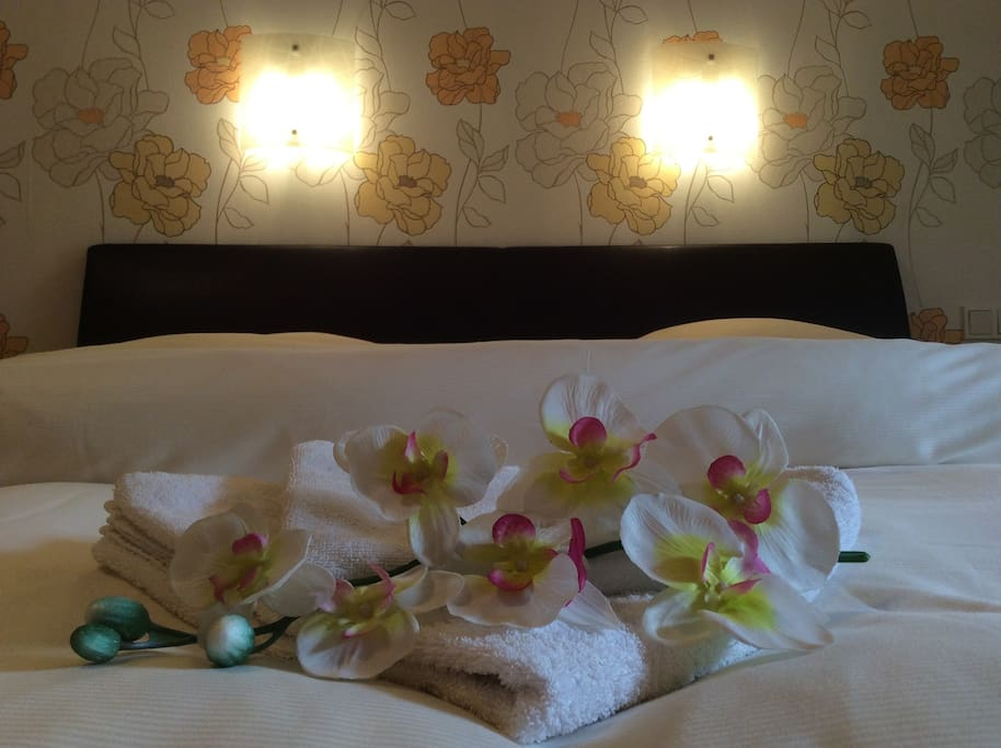 Auberge du chateau doppelzimmer 2 chambres d 39 h tes for Chambre d hote luxembourg