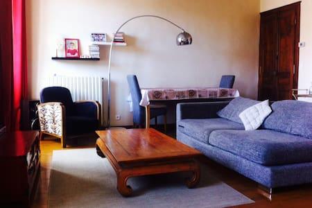 Appartement chaleureux - Apartment