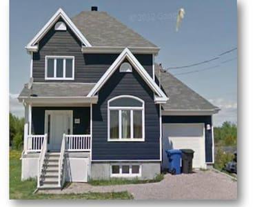 Maison bleue-chambre 2 - Apartment