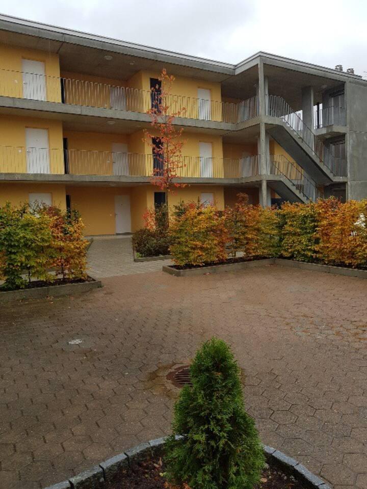 Unterentfelden bei Aarau 2 Zimmerwohnung