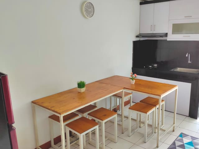 2 Bedrooms entire Apt Bandung n/ City Attractions