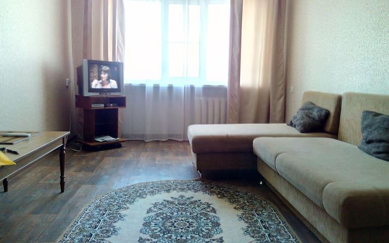 квартира по суткам - Homieĺ - Wohnung