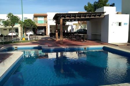 La mejor, confortable y familiar casa en Mazatlan
