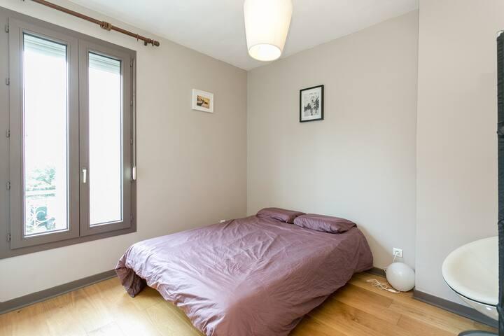 Chambre au calme - Saint-Cloud - Lejlighed