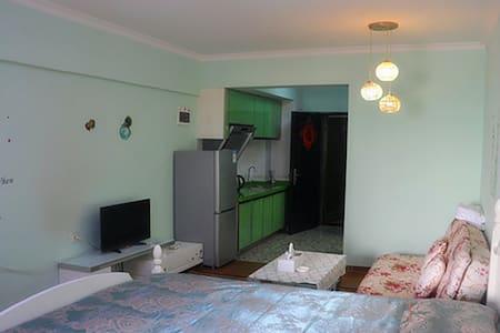 小小の家 紧邻地铁口的高层民宿 - 武汉 - 公寓