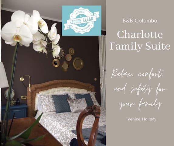 Charlotte Family Suite Center City