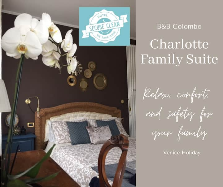 Charlotte Family Suite Center City