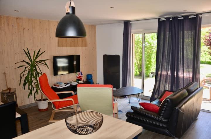 Appartement cosy et moderne à Autrans 60m2