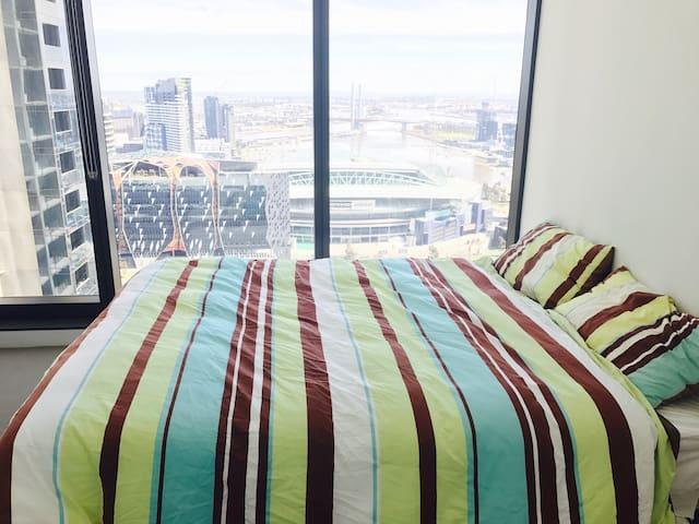 Melbourne CBD Deluxe Suite - Melbourne - Apartment