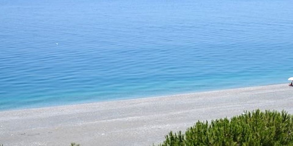 Quadrilocale a Nizza di Sicilia per 8 pax ID 508 - Nizza di Sicilia - Leilighet