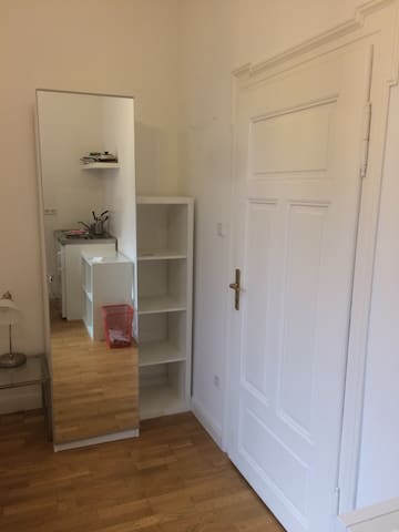 One-room apartment near city center - Эрланген - Квартира