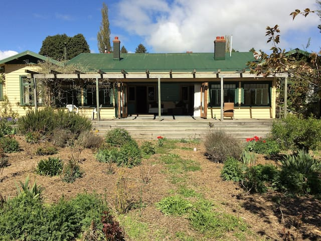 Charming Fiordland Homestead