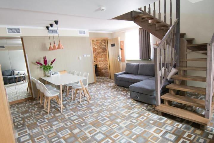 Apartament pięcioosobowy Comfort