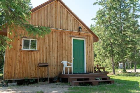 Spacious Bunkhouse at Ness Creek