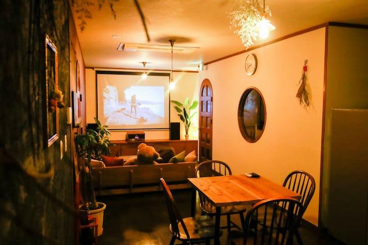 ★The house you can enjoy Beppu like you live here.