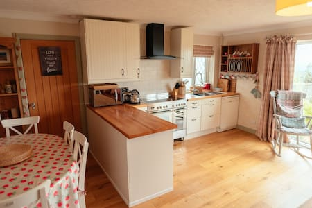 Gower, Dog friendly, with Hot Tub! - Swansea - Casa