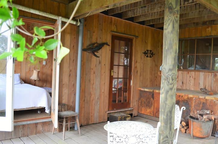 Rustic charm in Oakura