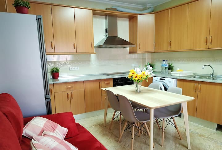 Apartment with one bedroom in Los Alcázares - 400 m from the beach