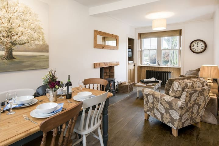 Chestnut Cottage - Town Yetholm - Casa