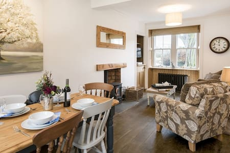 Chestnut Cottage - Town Yetholm - Hus