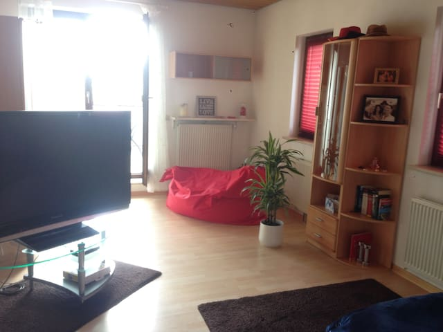 Beautiful apartment close to Munich - Germering - Lägenhet