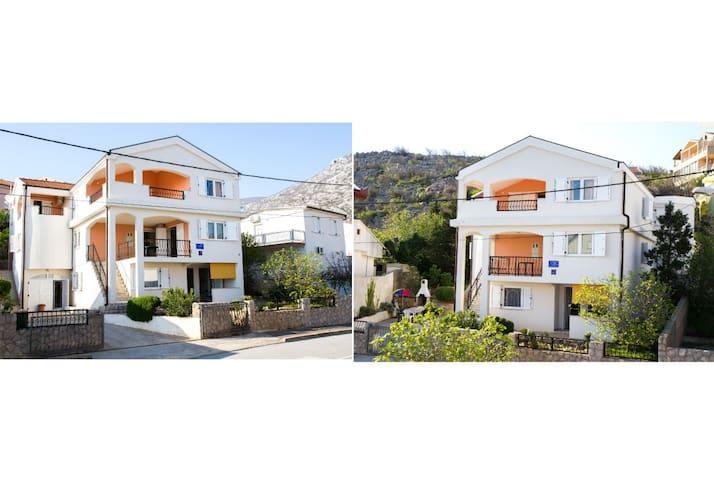 Aton Apartments,Karlobag,Ribarica (3 apartments)