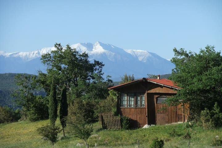 Natururlaub in Südfrankreich.