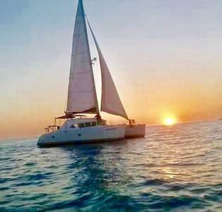 Straycat Sailing Adventures Room 2