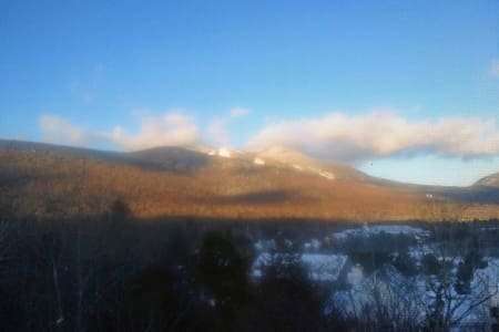 Penthouse With Amazing Views - Waterville Valley - Condominium