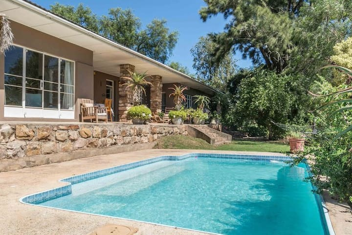 Tygerfontein Safari Villa