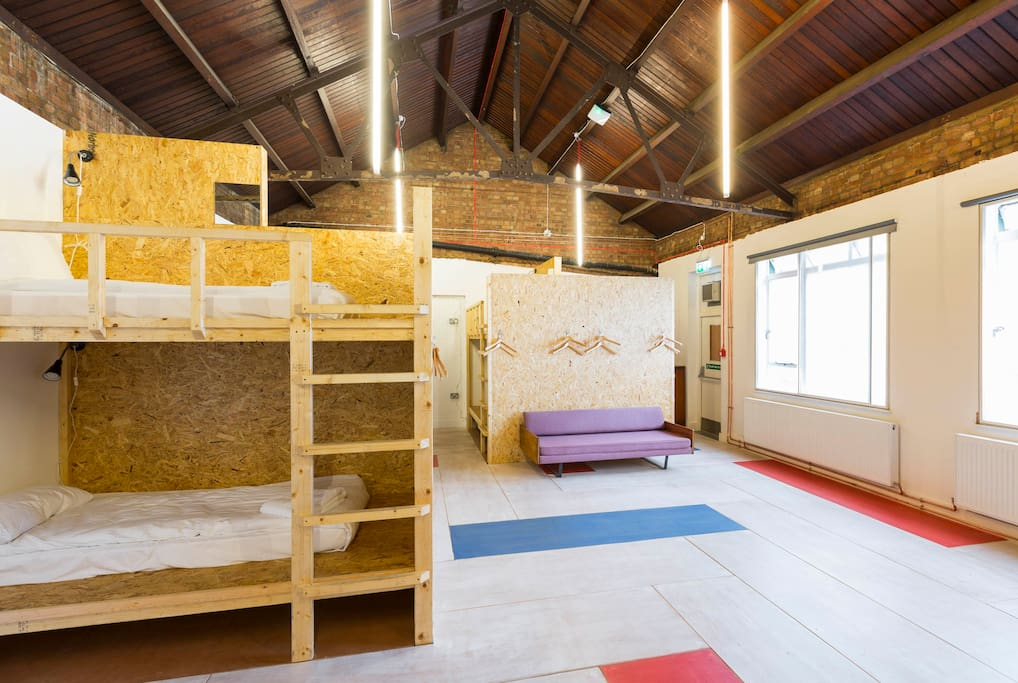 Large Dormitory