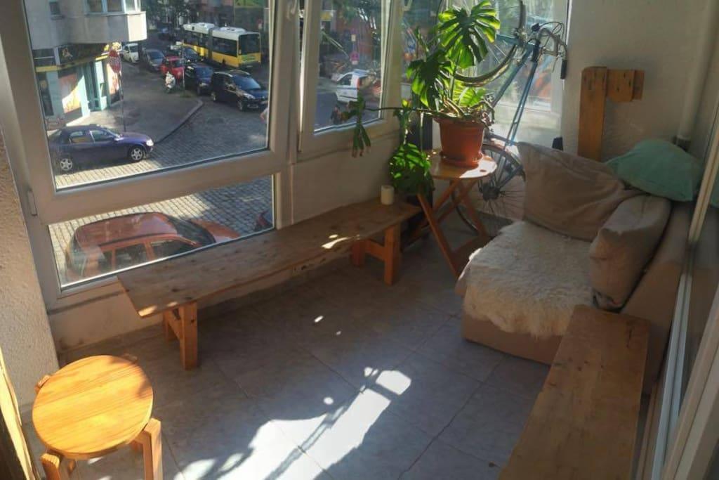 Sun room/wintergarten