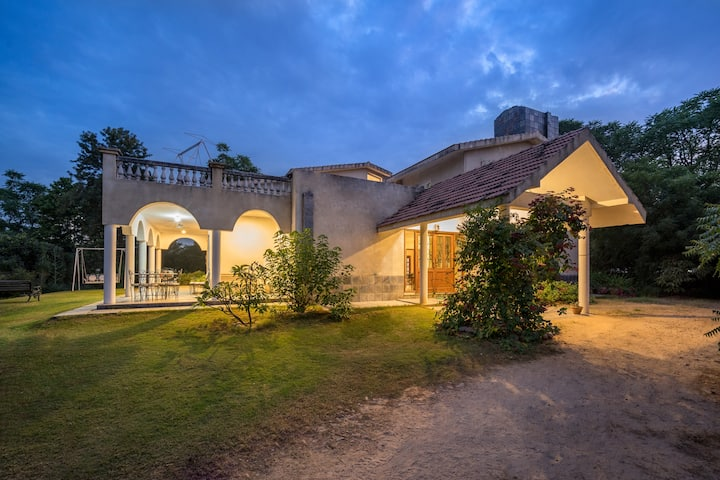 Lapwing Farmhouse | 2BHK Perfect for families