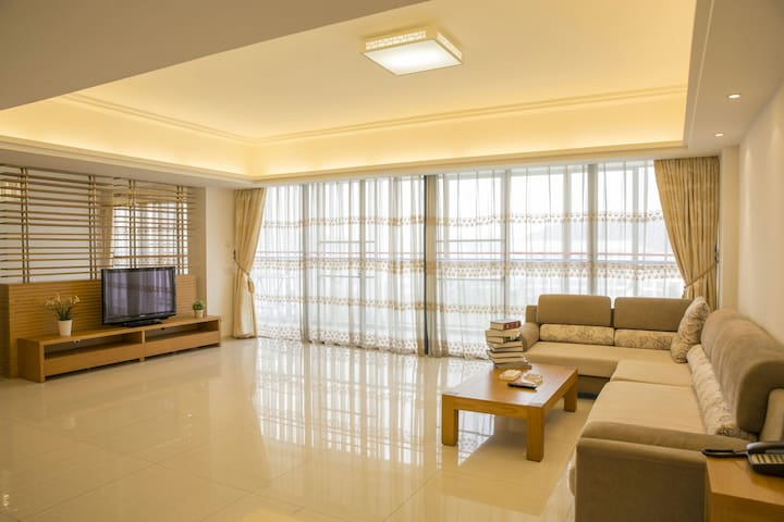 High standard secure hotel home apt - Guangzhou - Pension