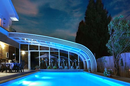 Gorgeous house & pool in binyamina - Binyamina-Giv'at Ada - House