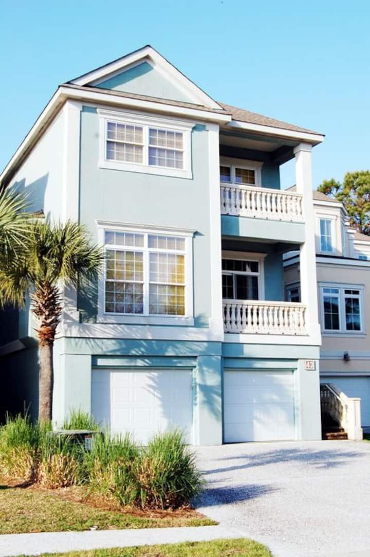 Singleton Beach  House -  Hilton Head