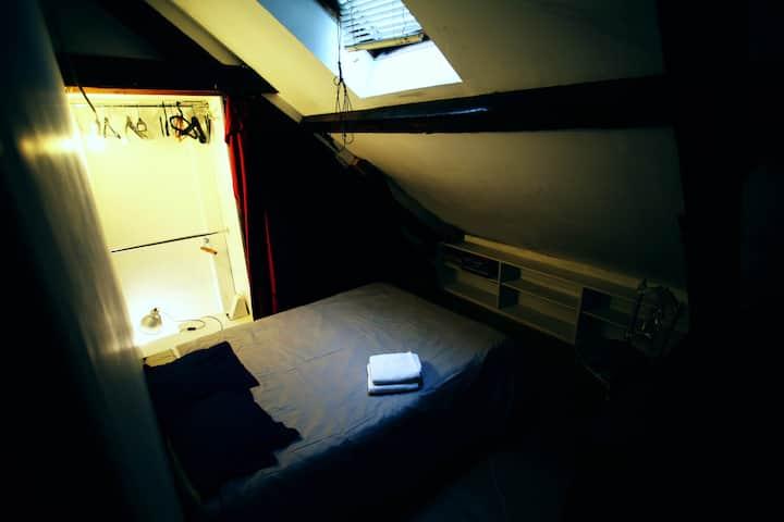 Room cozy - 5min Paris