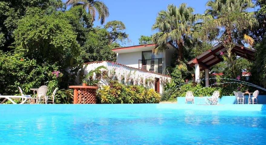 Luxurious Villa Orquidea with a Heavenly Pool