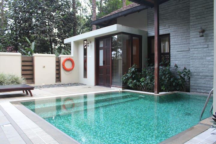 Indeevaram - Premium Pool Suite - Kumily - Villa