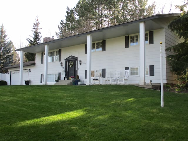 Quiet country setting - Spokane Valley - Huis