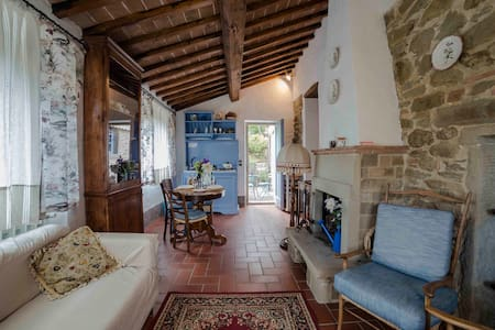 """""""Michelangelo"""" Cottage in Tuscany - Subbiano - Chalet"""