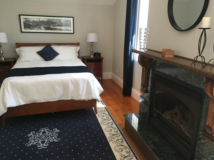 The Stonegate Guestroom - Harlem Stonegate B&B