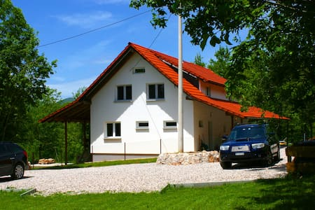 Active holidays between Plitvice Lakes & Zadar 23 - Gračac - Hus