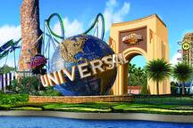 Universal Studios (25-30) minutes