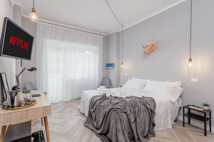 "Otium ""Rino"" Double room with terrace San Pietro"