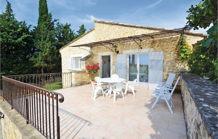 Awesome home in Montbrison Sur Lez with WiFi and 3 Bedrooms