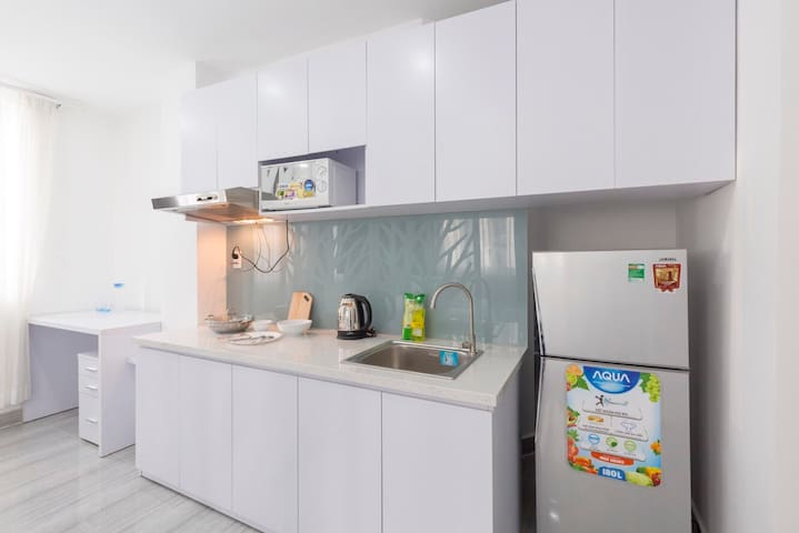 New! Bright Apt - Clean-  Central HCMC