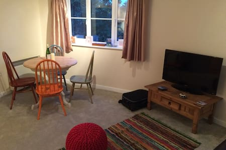 Sweet flat and a great base to explore from. - Taplow
