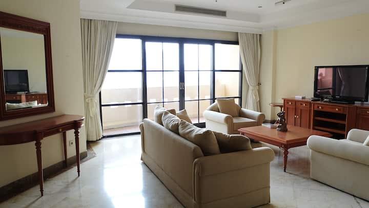 Kusuma Candra Apartment Listing
